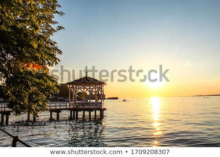 Bodensee lake Stock photo © claudiodivizia
