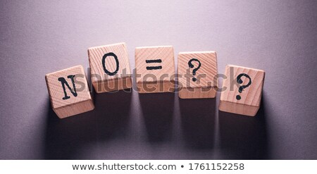 Failure - Word on Red Puzzles.  Stock photo © tashatuvango