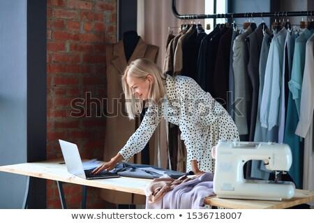 magad · téglafal · szófelhő · üzlet · oktatás · fehér - stock fotó © tashatuvango