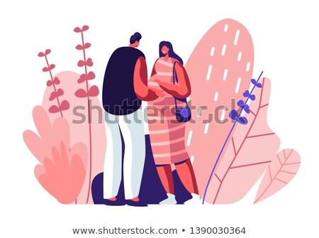 女性 母親 実例 子 妊娠 女性 ストックフォト © adrenalina