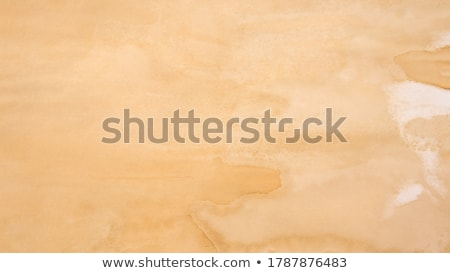 Brown washed paper texture background. Recycled paper texture. stock photo © ivo_13