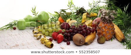 poder · naturalismo · vitamina · saudável · nutrição - foto stock © lightsource
