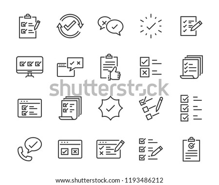 shield icons with correct and wrong symbols Stock photo © SArts