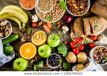 Low Glycemic Food for Good Health   Stock photo © marilyna