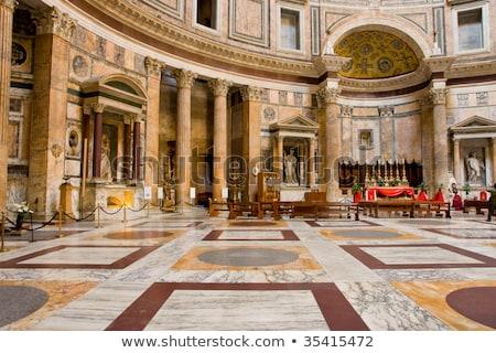 Pantheon Interior Stock photo © Kacpura