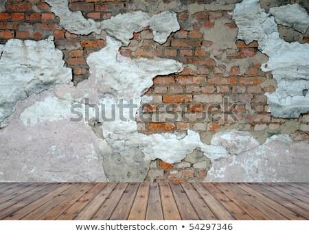 уродливые пустой комнате двери интерьер архитектура Сток-фото © Sarkao