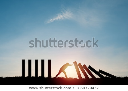 financial recovery stock photo © lightsource