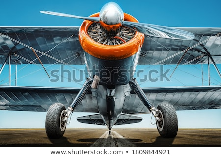 airshow airplane  Stock photo © saddako2