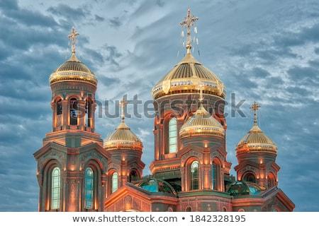 shining cupolas stock photo © timbrk