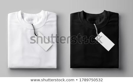 folded t-shirts Stock photo © sirylok