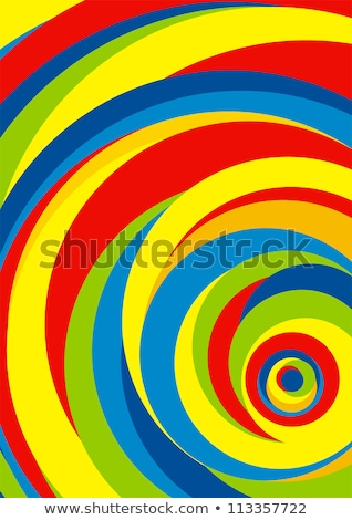 green radial rays abstract background stock photo © punsayaporn