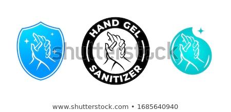 moeder · hand · familie · man · handdruk - stockfoto © gemenacom
