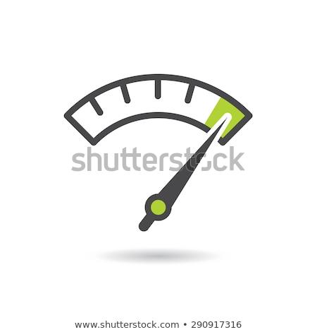 Limited Green Vector Icon Button Stock photo © rizwanali3d
