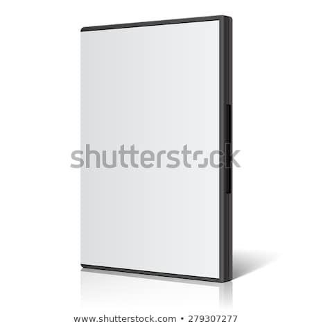 abierto · ordenador · caso · aislado · blanco · servicio - foto stock © ozaiachin