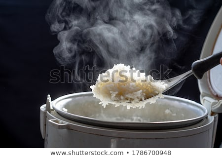electric water cooker Stock photo © FOKA