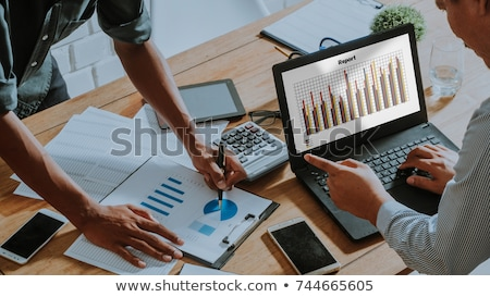 Business Success Tools Stock photo © Lightsource