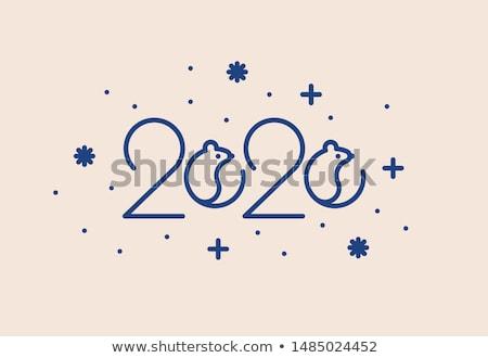 Vision Theme Logo Concept Stock photo © sdCrea