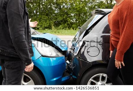 Motorist  Stock photo © carloscastilla