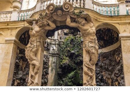 Palazzo Lomellino in Genoa, Italy Stock photo © boggy