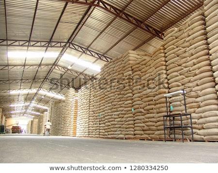 Coffee Warehouse Stock photo © cboswell
