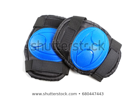 knee protector isolated on a white background Stock photo © ozaiachin