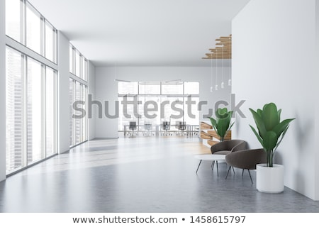 Waiting Hall Architecture Stock photo © Spectral