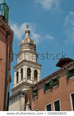 San Antonin Church Stock photo © homydesign