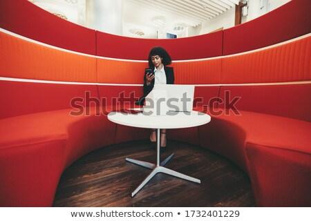ビジネス女性 · 研修生 · 女性 · オフィス · 男 · 作業 - ストックフォト © dacasdo