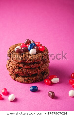 cookies with jelly stock photo © zhekos