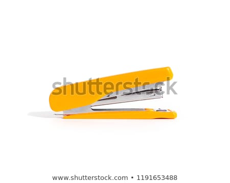Stapler picture Stock photo © claudiodivizia