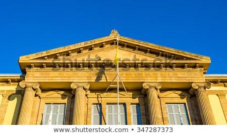 Stock photo: View at Faneromeni Square. Nicosia, Cyprus