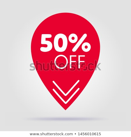 Customer Satisfaction Red Sticky Notes Vector Icon Design Stock photo © rizwanali3d