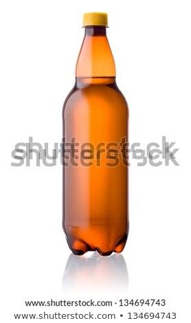 completo · buio · birra · vetro · fresche · bianco - foto d'archivio © cipariss