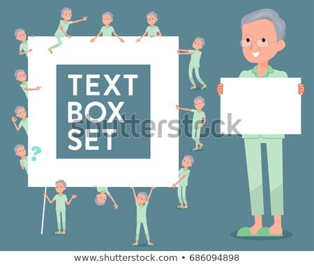 patiënt · vector · icon · pictogram · illustratie - stockfoto © toyotoyo