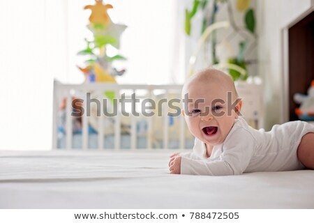 Four months old  infant Stock photo © Lopolo