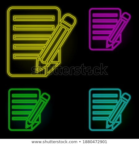 Global lojistik basit dizayn karikatür işadamı Stok fotoğraf © tashatuvango