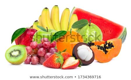 appels · sinaasappelen · tolerantie · vriendschap · symbool · twee - stockfoto © tish1