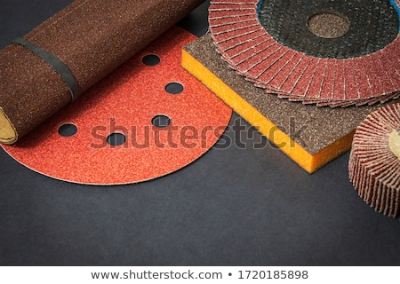 Sandpaper Stock photo © kitch