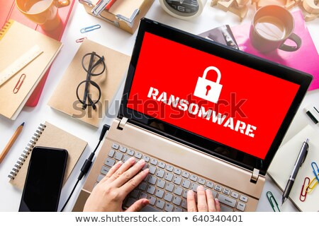 ключевые · контроля · безопасности · информации · знак - Сток-фото © stuartmiles