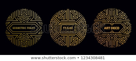 ornament design elements frame vorder stock photo © adrian_n