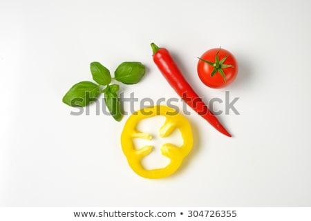 красный · зеленый · помидоров · разнообразие · старые - Сток-фото © klsbear