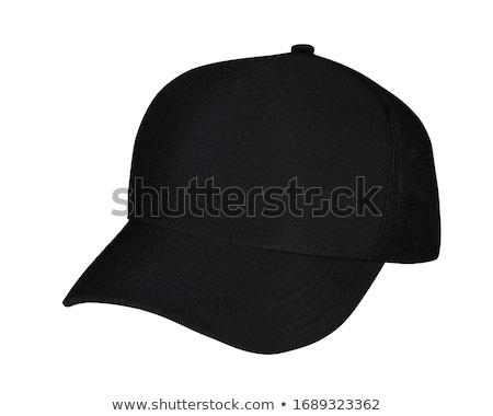 Black sports cap Stock photo © thanarat27