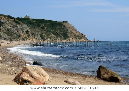Block Island Beach Shoreline Stock photo © ArenaCreative