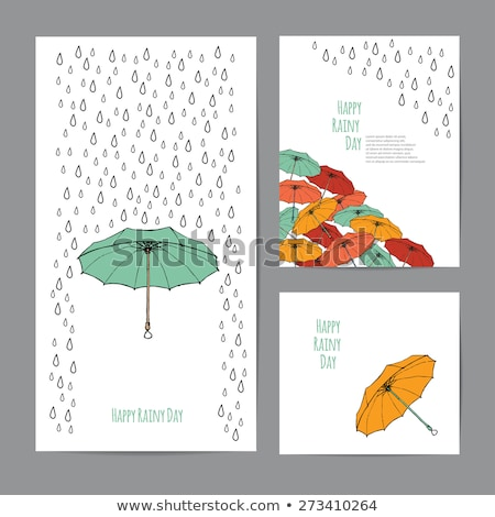 outono · banners · textura · abstrato · projeto · beleza - foto stock © carodi