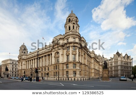 Old War Office Building in London Stock photo © chrisdorney
