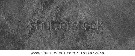 Granito parede abstrato rocha pedra industrial Foto stock © PiXXart