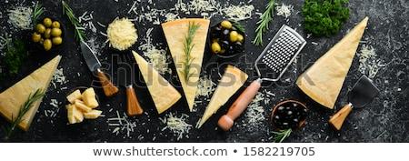Hard cheese Stock photo © Digifoodstock