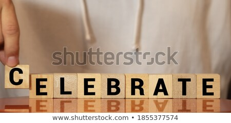 louvor · tipo · palavra · escrito - foto stock © enterlinedesign
