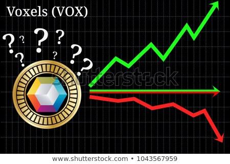 Vector grafische symbool logo distributie transactie Stockfoto © tashatuvango