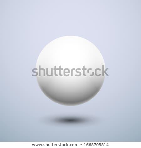 Metal dimensional circle 3D Stock photo © djmilic